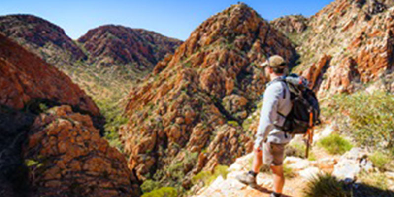 Charity Trek – Larapinta